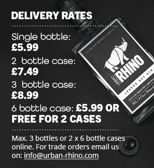 Urban Rhino delivery options