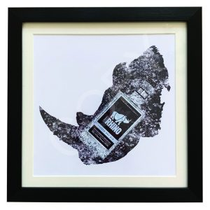 Urban Rhino Limited Edition Picture with Frame